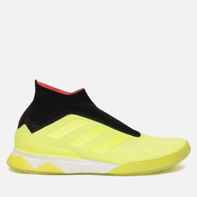 Мужские кроссовки adidas Football Predator Tango 18+ Solar Yellow/Solar Yellow/Solar Red