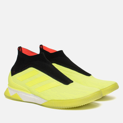 Мужские кроссовки adidas Football Predator Tango 18+ Solar Yellow/Solar Yellow/Solar Red