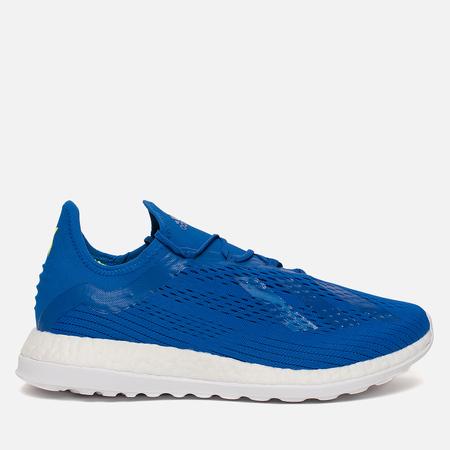 Мужские кроссовки adidas Football X18+ Trainer Football Blue/Football Blue/Solar Yellow