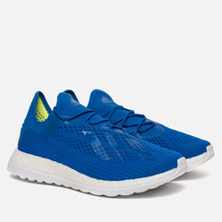 Мужские кроссовки adidas Football X18+ Trainer Football Blue/Football Blue/Solar Yellow