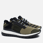 Мужские кроссовки adidas Consortium ADO Pure Boost ZG Day One Panton Green/Black фото- 1