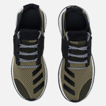 Мужские кроссовки adidas Consortium ADO Pure Boost ZG Day One Panton Green/Black фото- 4