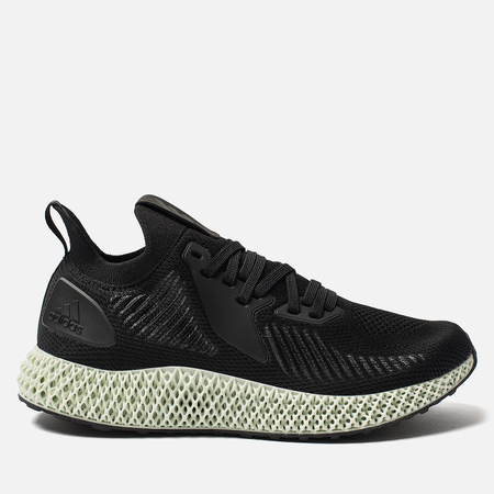 Мужские кроссовки adidas Performance Alphaedge 4D Core Black/Core Black/Carbon