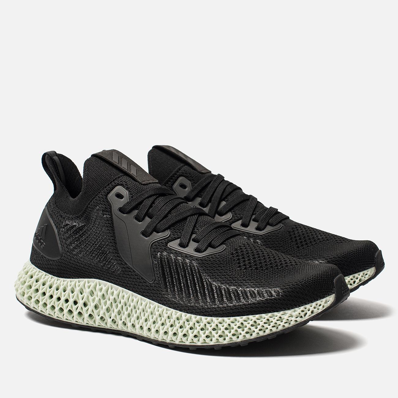 Кроссовки adidas Performance Alphaedge 4D Core Black/Core Black/Carbon