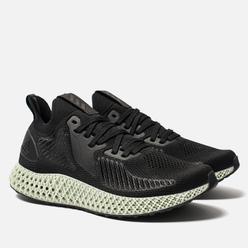Мужские кроссовки adidas Performance Alphaedge 4D Core Black/Core Black/Carbon