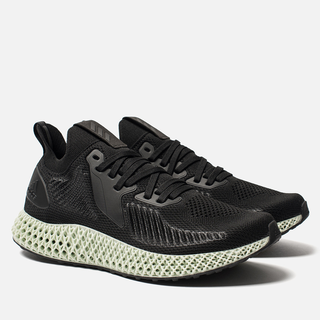 Кроссовки adidas Performance Alphaedge 4D Core Black/Core Black/Carbon