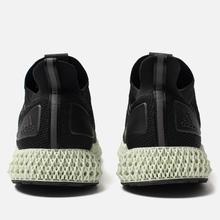 Кроссовки adidas Performance Alphaedge 4D Core Black/Core Black/Carbon фото- 2