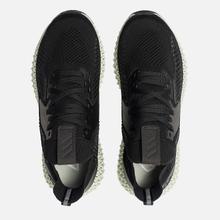 Кроссовки adidas Performance Alphaedge 4D Core Black/Core Black/Carbon фото- 1