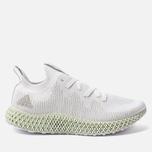 Мужские кроссовки adidas Originals Alphaedge 4D White/Grey Two/Linen Green фото- 0