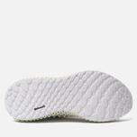 Мужские кроссовки adidas Originals Alphaedge 4D White/Grey Two/Linen Green фото- 3