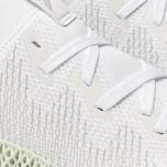 Мужские кроссовки adidas Originals Alphaedge 4D White/Grey Two/Linen Green фото- 6