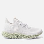 Мужские кроссовки adidas Performance Alphaedge 4D White/White/Carbon фото- 0