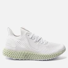 Мужские кроссовки adidas Performance Alphaedge 4D White/White/Carbon фото- 3