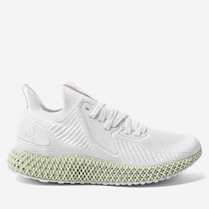 Мужские кроссовки adidas Performance Alphaedge 4D White/White/Carbon