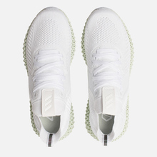 Мужские кроссовки adidas Performance Alphaedge 4D White/White/Carbon фото- 1