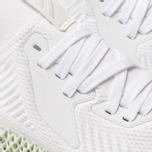 Мужские кроссовки adidas Performance Alphaedge 4D White/White/Carbon фото- 6