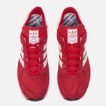 Мужские кроссовки adidas Originals Atlanta Spezial Scarlet/Chalk White/Gold Metallic фото- 3
