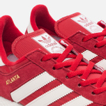 Мужские кроссовки adidas Originals Atlanta Spezial Scarlet/Chalk White/Gold Metallic фото- 5
