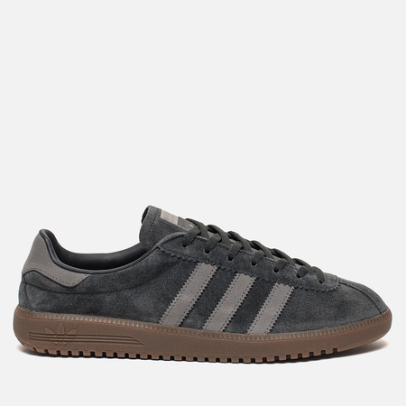 Мужские кроссовки adidas Originals Bermuda Carbon/Grey Four/Gum