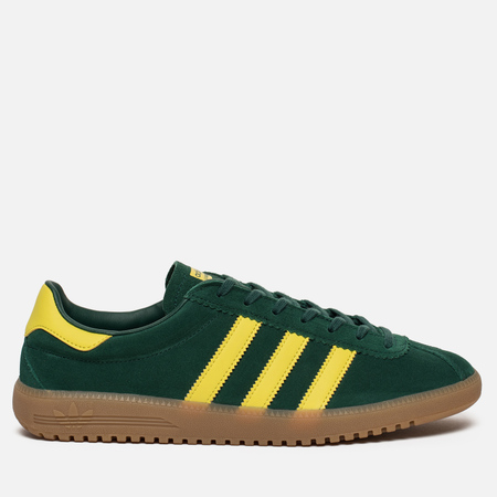 Мужские кроссовки adidas Originals Bermuda Collegiate Green/Shock Yellow/Gum