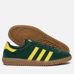 Мужские кроссовки adidas Originals Bermuda Collegiate Green/Shock Yellow/Gum фото- 2