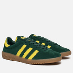Мужские кроссовки adidas Originals Bermuda Collegiate Green/Shock Yellow/Gum фото- 1