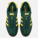 Мужские кроссовки adidas Originals Bermuda Collegiate Green/Shock Yellow/Gum фото- 5