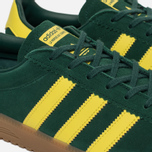 Мужские кроссовки adidas Originals Bermuda Collegiate Green/Shock Yellow/Gum фото- 4