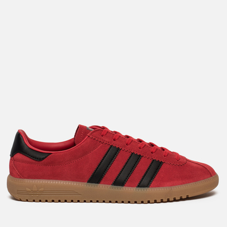 Мужские кроссовки adidas Originals Bermuda Scarlet/Core Black/Gum