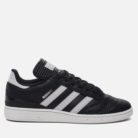 Мужские кроссовки adidas Originals Busenitz Core Black/Light Solid Grey/Silver Metalic