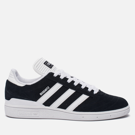 Мужские кроссовки adidas Originals Busenitz Core Black/White/White