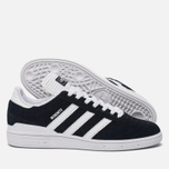 Мужские кроссовки adidas Originals Busenitz Core Black/White/White фото- 1