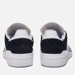 Мужские кроссовки adidas Originals Busenitz Core Black/White/White фото- 3