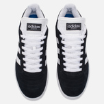 Мужские кроссовки adidas Originals Busenitz Core Black/White/White фото- 4