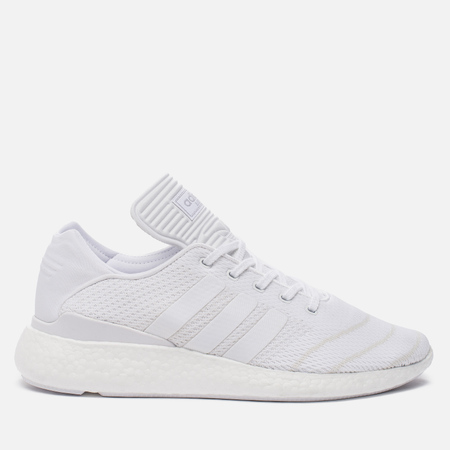 Мужские кроссовки adidas Originals Busenitz Pure Boost Triple White