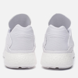 Мужские кроссовки adidas Originals Busenitz Pure Boost Triple White фото- 3