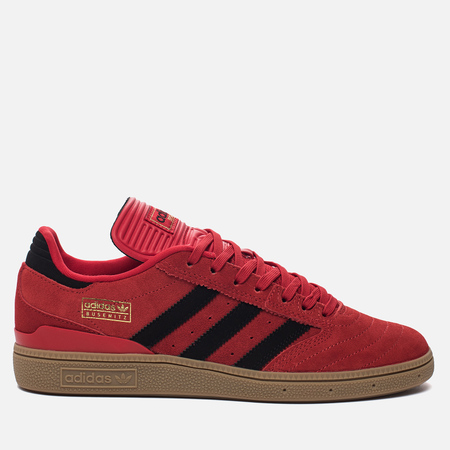 Мужские кроссовки adidas Originals Busenitz Scarlet/Core Black/Gum