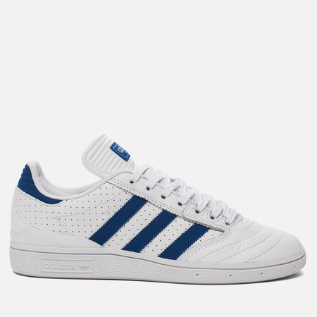 Мужские кроссовки adidas Originals Busenitz White/Collegiate Royal/White
