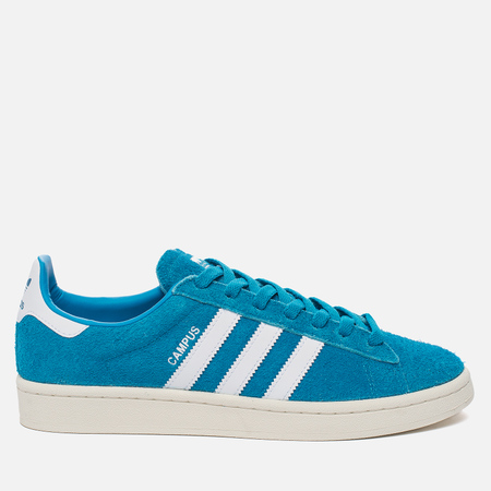 Мужские кроссовки adidas Originals Campus Bold Aqua/Running White/Cream White