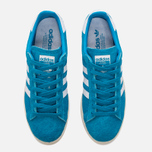 Мужские кроссовки adidas Originals Campus Bold Aqua/Running White/Cream White фото- 4
