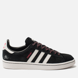 Мужские кроссовки adidas Originals x Forever Bicycle Campus Core Black/Grey One/Crystal White фото- 0