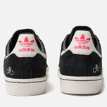 Мужские кроссовки adidas Originals x Forever Bicycle Campus Core Black/Grey One/Crystal White фото- 3