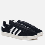 Кроссовки adidas Originals Campus Core Black/Running White/Chalk White фото- 1