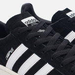 Кроссовки adidas Originals Campus Core Black/Running White/Chalk White фото- 3