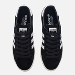 Кроссовки adidas Originals Campus Core Black/Running White/Chalk White фото- 4