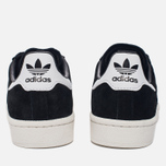 Кроссовки adidas Originals Campus Core Black/Running White/Chalk White фото- 5