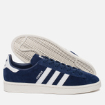 Кроссовки adidas Originals Campus Dark Blue/Running White/Chalk White фото- 1