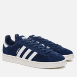 Кроссовки adidas Originals Campus Dark Blue/Running White/Chalk White фото- 2