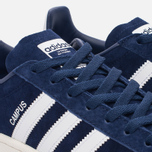 Кроссовки adidas Originals Campus Dark Blue/Running White/Chalk White фото- 3