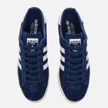 Кроссовки adidas Originals Campus Dark Blue/Running White/Chalk White фото- 4